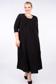 """Платье PP23607BLK """"Артесса"""" 00 (Черный)"""