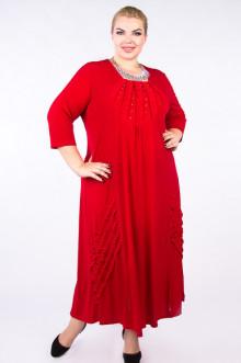 """Платье PP23607RED """"Артесса"""" 25 (Красный)"""
