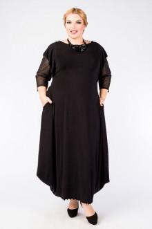"""Платье """"Артесса"""" PP06203BLK00 (Черный)"""