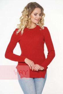 Джемпер женский 4620 Фемина (Красный)