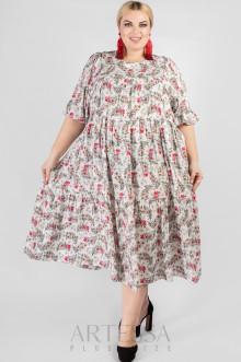 """Платье """"Артесса"""" PP22804FLW02"""